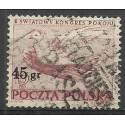 Polska 1951 Mi 686 Fi 548 Stemplowane