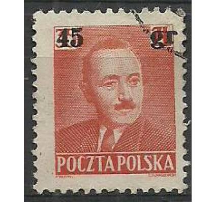 Znaczek Polska 1951 Mi 706 Fi 567 Stemplowane