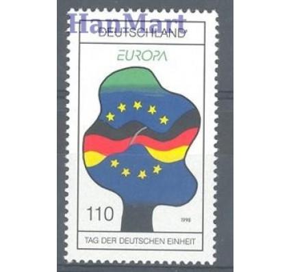 Niemcy 1998 Mi 1985 Czyste **