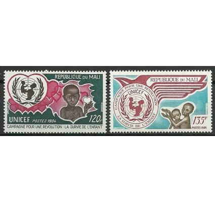 Znaczek Mali 1984 Mi 1017-1018 Czyste **