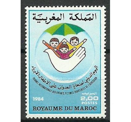 Znaczek Maroko 1984 Mi 1053 Czyste **