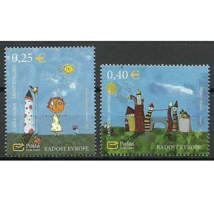 Znaczek Czarnogóra 2008 Mi 192-193 Czyste **