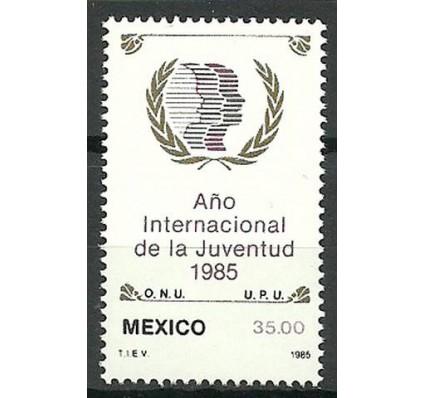 Znaczek Meksyk 1985 Mi 1925 Czyste **