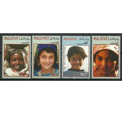 Znaczek Malediwy 1996 Mi 2641-2644 Czyste **