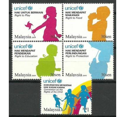 Znaczek Malezja 2009 Mi 1683-1687 Czyste **