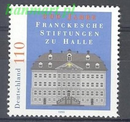 Niemcy 1998 Mi 2011 Czyste **