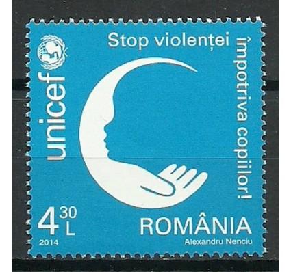 Znaczek Rumunia 2014 Mi 6820 Czyste **