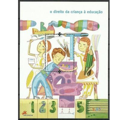 Znaczek Portugalia 2008 Mi bl 267 Czyste **