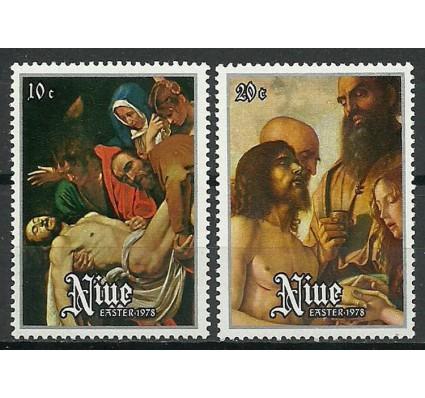 Znaczek Niue 1978 Mi 198-199 Czyste **