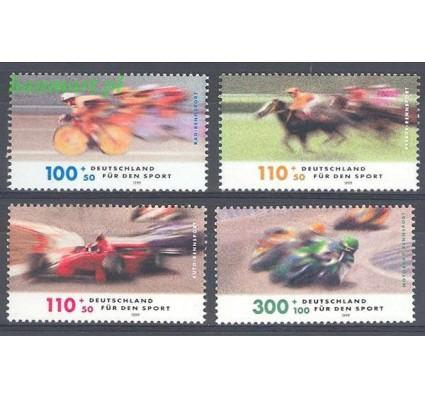Niemcy 1999 Mi 2031-2034 Czyste **