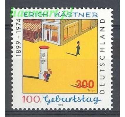 Niemcy 1999 Mi 2035 Czyste **