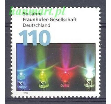 Niemcy 1999 Mi 2038 Czyste **