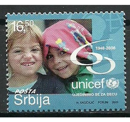 Znaczek Serbia 2006 Mi 164 Czyste **