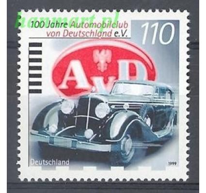 Niemcy 1999 Mi 2043 Czyste **