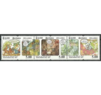 Znaczek Sri Lanka 2013 Mi 1963-1965 Czyste **