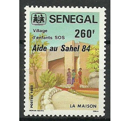 Znaczek Senegal 1984 Mi 835 Czyste **