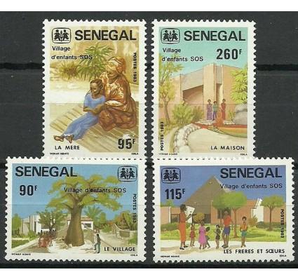 Znaczek Senegal 1984 Mi 809-812 Czyste **