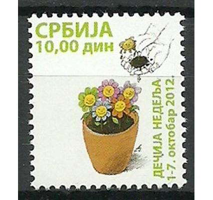 Znaczek Serbia 2012 Mi zwa 53 Czyste **