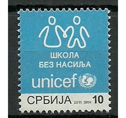 Znaczek Serbia 2011 Mi zwa 44 Czyste **