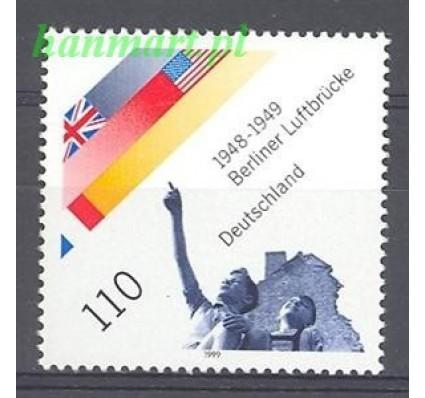 Znaczek Niemcy 1999 Mi 2048 Czyste **