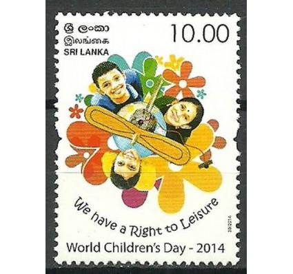 Znaczek Sri Lanka 2014 Mi 2011 Czyste **