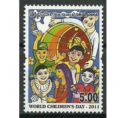 Znaczek Sri Lanka 2011 Mi 1862 Czyste **