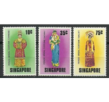 Znaczek Singapur 1976 Mi 260-262 Czyste **