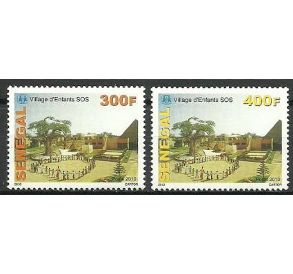 Znaczek Senegal 2010 Mi 2170-2171 Czyste **