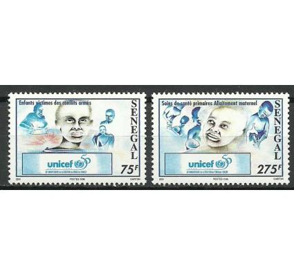 Znaczek Senegal 1996 Mi 1452-1453 Czyste **