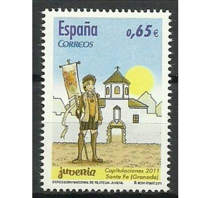 Znaczek Hiszpania 2011 Mi 4604 Czyste **