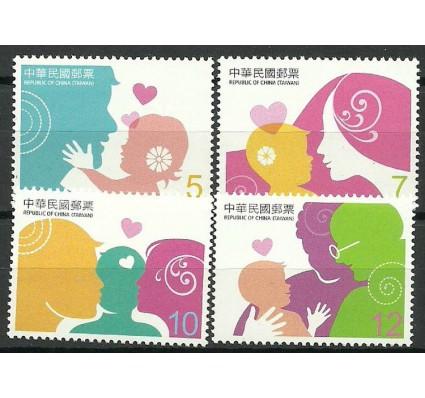 Znaczek Tajwan 2012 Mi 3711-3714 Czyste **