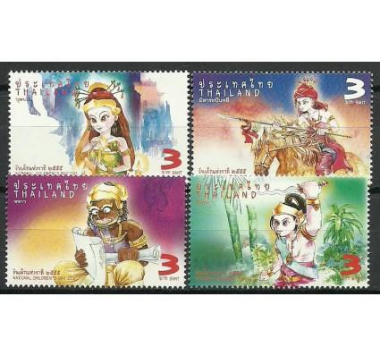 Znaczek Tajlandia 2012 Mi 3164-3167 Czyste **