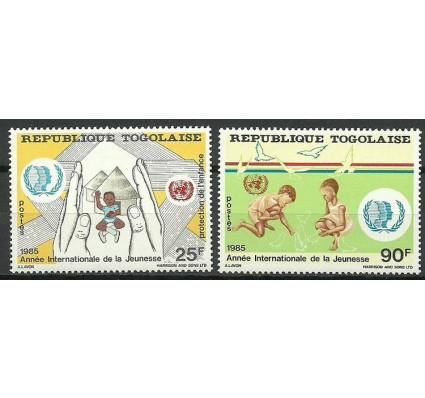 Znaczek Togo 1986 Mi 1970-1971 Czyste **