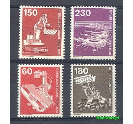 Znaczek Berlin Niemcy 1978 Mi 584-586 Czyste **