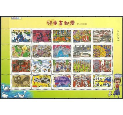 Znaczek Tajwan 2006 Mi ark 3109-3128 Czyste **