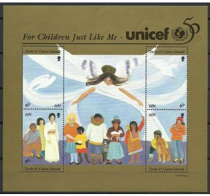 Znaczek Turks i Caicos 1997 Mi ark 1368-1371 Czyste **