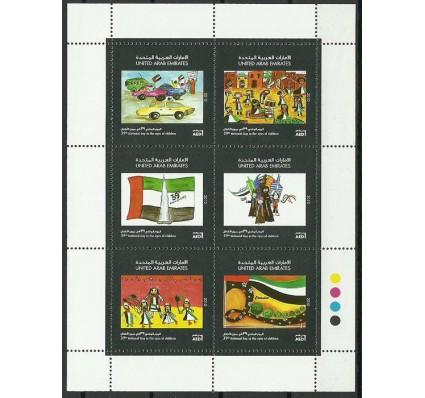 Znaczek Zjednoczone Emiraty Arabskie 2010 Mi ark 1027-1032 Czyste **