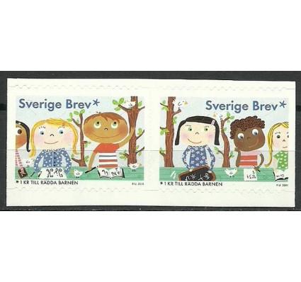 Znaczek Szwecja 2011 Mi 2810-2811 Czyste **
