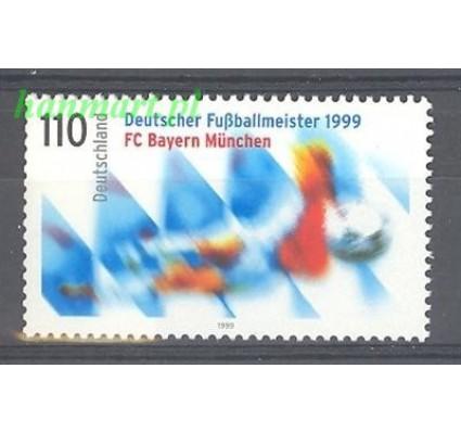 Niemcy 1999 Mi 2074 Czyste **