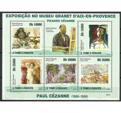 Znaczek Wyspy Św. Tomasza i Książęca 2009 Mi ark 4276-4280 Czyste **
