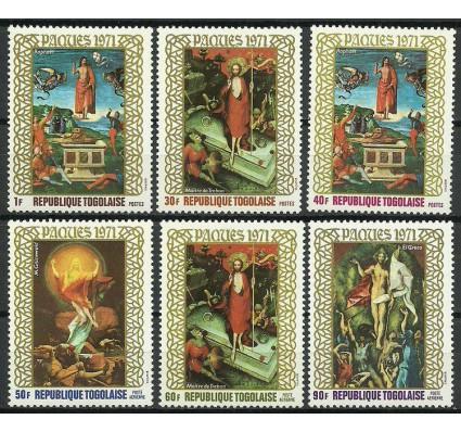 Znaczek Togo 1971 Mi 856-861 Czyste **