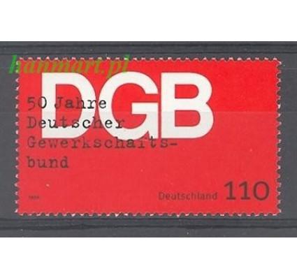 Niemcy 1999 Mi 2083 Czyste **