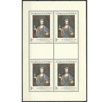 Znaczek Czechosłowacja 1966 Mi ark 1669 Czyste **