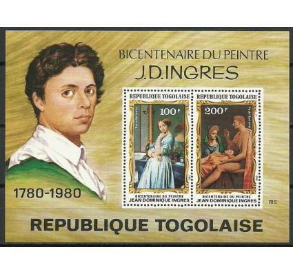 Znaczek Togo 1980 Mi bl 162 Czyste **