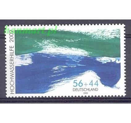 Niemcy 2002 Mi 2278 Czyste **