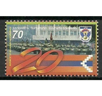 Znaczek Karabach 2012 Mi 71 Czyste **