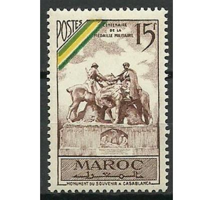 Znaczek Maroko 1952 Mi 352 Czyste **