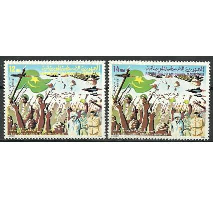 Znaczek Mauretania 1980 Mi 678-679 Czyste **