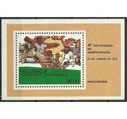 Znaczek Mozambik 1979 Mi bl 6 Czyste **