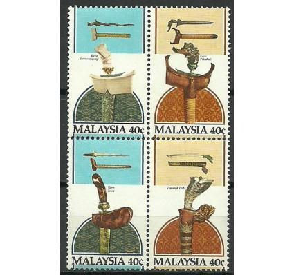 Znaczek Malezja 1984 Mi 280-283 Czyste **